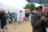 Residentes y veteranos de guerra celebran en Camposol el Día de la Memoria