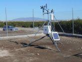 Instalan en Leiva una estación meteorológica para controlar plagas y estudiar la implantación de nuevos cultivos