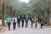 El consejero de Industria destaca el esfuerzo que ha hecho el Ayuntamiento de Alhama para convertir su parque industrial en uno de los m�s punteros de la Regi�n