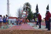 El Club de Atletismo de Mazarrón recibe el escudo de oro de la Federación Murciana