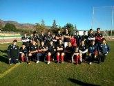 """Este sábado se celebra en Totana el II Campeonato Regional de Escuelas de Rugby """"Ciudad de Totana"""""""
