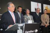 Bodegas Luz�n, Premio Carrefour a la Mejor Pyme Agroalimentaria y a la Empresa m�s Innovadora de la Regi�n de Murcia