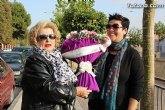 Caminata con motivo del Día Internacional para la Eliminación de la Violencia contra la Mujer