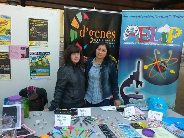 D´Genes y AELIP participan en la Jornada de Voluntariado UCAM
