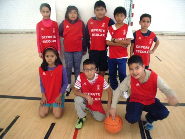 The Sports Council launches Phase Local youngest 3x3 Basketball School Sports - 1