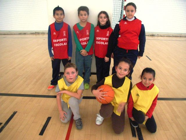 The Sports Council launches Phase Local youngest 3x3 Basketball School Sports - 3