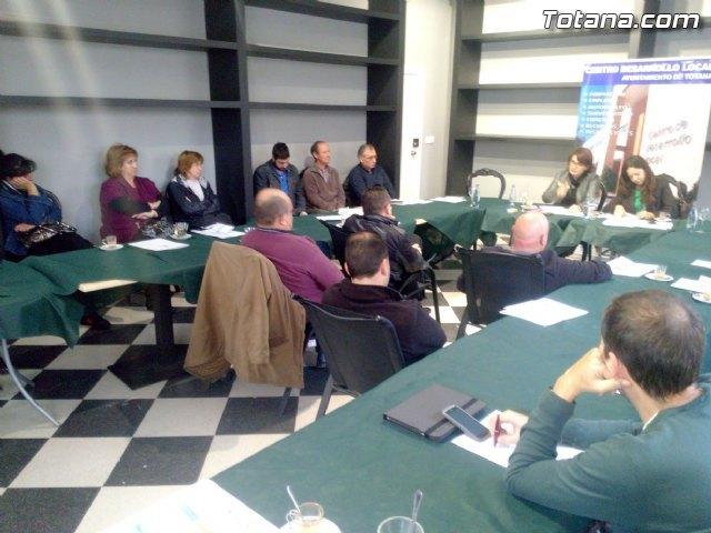 La alcaldesa se reúne con comerciantes y hosteleros, Foto 2