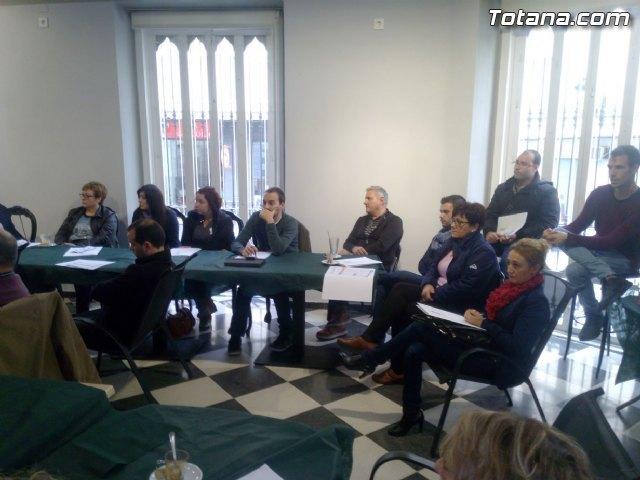 La alcaldesa se reúne con comerciantes y hosteleros, Foto 3