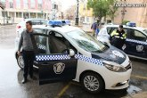 La Policía Local amplía el Parque Móvil con la adquisición de dos nuevos vehículos