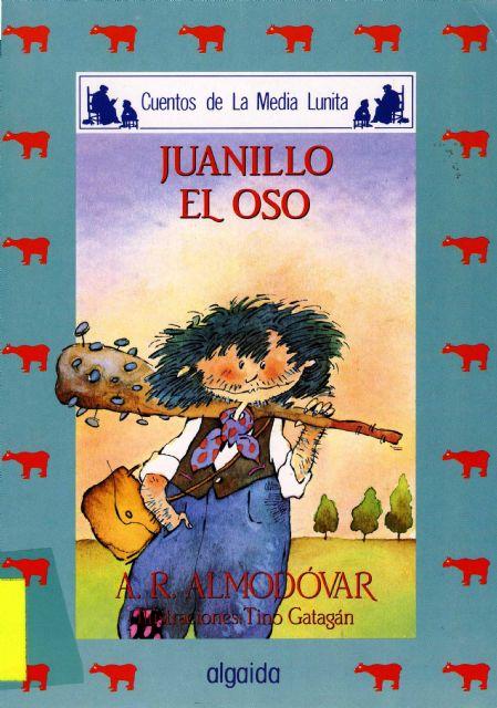 El taller de cuentos Doctor Cuentitis, organizado por la Biblioteca Municipal, pondrá esta tarde en escena el cuento Juanillo el Oso, Foto 1