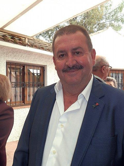 Andres García Cánovas se presenta oficialmente como candidato del Partido Socialista a la alcaldia de Totana para las proximas elecciones municipales, Foto 2