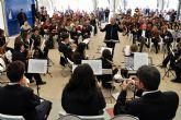 La Asociación Musical Maestro Eugenio Calderón presenta a sus nuevos músicos en el concierto de Santa Cecilia