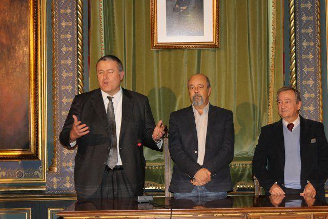 Las Casas Consistoriales de Mazarrón reciben el Premio de Calidad en la Edificación de la Región de Murcia, Foto 3