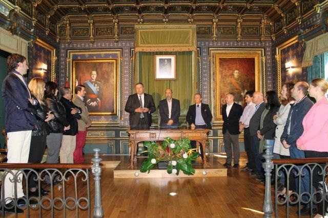 Las Casas Consistoriales de Mazarrón reciben el Premio de Calidad en la Edificación de la Región de Murcia, Foto 1