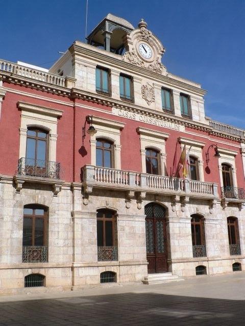Las Casas Consistoriales de Mazarrón reciben el Premio de Calidad en la Edificación de la Región de Murcia, Foto 2