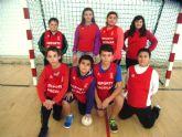 Comienza la Fase Local de Balonmano Alevín de Deporte Escolar
