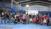 72 parejas participaron en el I Open Pádel Indoor Totana