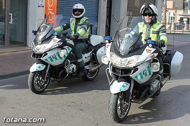 La Guardia Civil sanciona a setenta vehículos e impone 105 denuncias durante la reciente campaña de control de transporte escolar, Foto 1