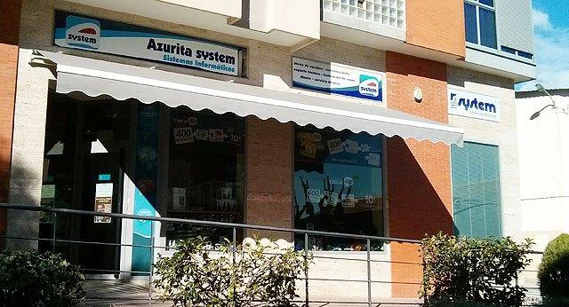 AZURITA SYSTEM, primer Centro DIGI de España, Foto 1