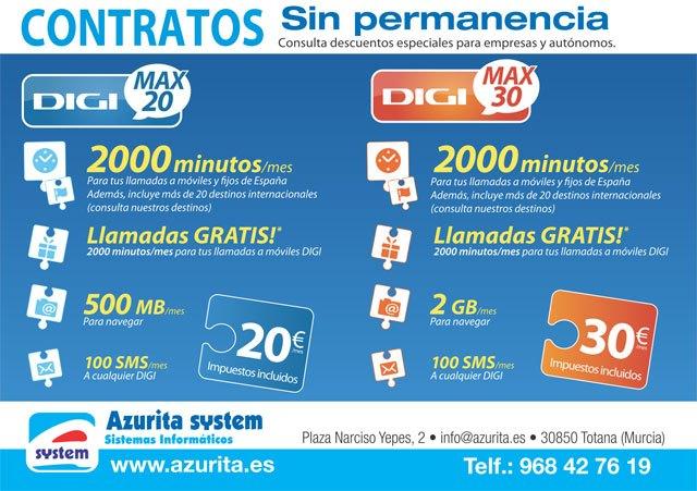 AZURITA SYSTEM, primer Centro DIGI de España, Foto 3