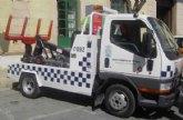 Totana se queda sin servicio de grúa municipal