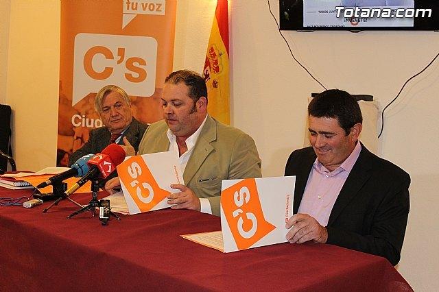 Ciudadanos - Partido de la ciudadanía de Totana, Foto 1