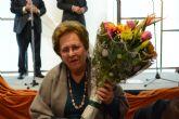 �gueda Romero Velasco recibe el Premio Voluntaria Solidaria 2014