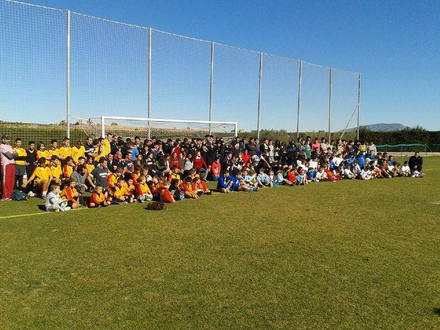 "This Saturday is celebrated in Totana the II Regional Schools Rugby Championship ""Ciudad de Totana"", Foto 1"
