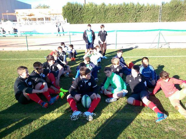 "This Saturday is celebrated in Totana the II Regional Schools Rugby Championship ""Ciudad de Totana"", Foto 2"