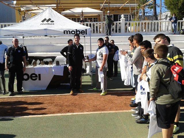 "This Saturday is celebrated in Totana the II Regional Schools Rugby Championship ""Ciudad de Totana"", Foto 4"