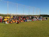 Este sábado se celebra en Totana el II Campeonato Regional de Escuelas de Rugby Ciudad de Totana