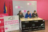 UPyD pone en marcha la campaña Desenchufa al corrupto en la Región de Murcia