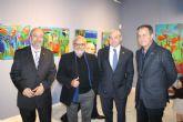Antonio Martínez Mengual expone en Casas Consistoriales hasta el 30 de enero
