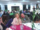 El pasado viernes tuvo lugar la tradicional cena de Navidad de la Asociaci�n Igual-da de El Pareton - 11