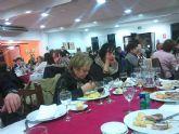 El pasado viernes tuvo lugar la tradicional cena de Navidad de la Asociaci�n Igual-da de El Pareton - 25