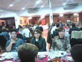 El pasado viernes tuvo lugar la tradicional cena de Navidad de la Asociaci�n Igual-da de El Pareton - 28