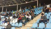 Más de 50 aficionados madridistas se desplazaron a Almería para presenciar el encuentro entre el Almería CF y el Real Madrid - 6