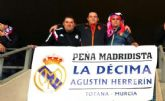 Más de 50 aficionados madridistas se desplazaron a Almería para presenciar el encuentro entre el Almería CF y el Real Madrid - 8