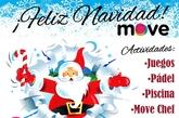 MOVE organiza estas vacaciones de Navidad un campus dirigido a niños de 3 a 10 años