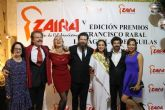 Rodolfo Sancho y Mario Zorrilla galardonados en Mazarrón en la quinta edición de los premios Francisco Rabal