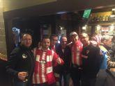 La Peña Athletic de Totana organiz� un viaje a Bilbao para presenciar el encuentro entre el Athletic Club y el C�rdoba - 5