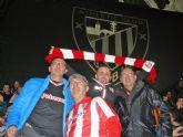 La Peña Athletic de Totana organiz� un viaje a Bilbao para presenciar el encuentro entre el Athletic Club y el C�rdoba - 7