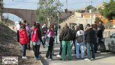 Cerca de 40 personas descubren el origen de la Ciudad de Totana con la Asociación Kalathos - 4
