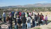 Cerca de 40 personas descubren el origen de la Ciudad de Totana con la Asociación Kalathos - 19