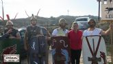 Cerca de 40 personas descubren el origen de la Ciudad de Totana con la Asociación Kalathos - 21