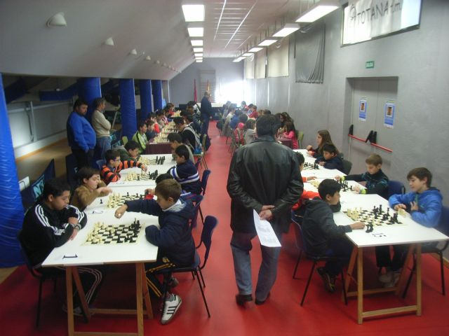 Sixty students participated in Phase Local Chess School Sports, reaching a record in the history of this school competition - 3