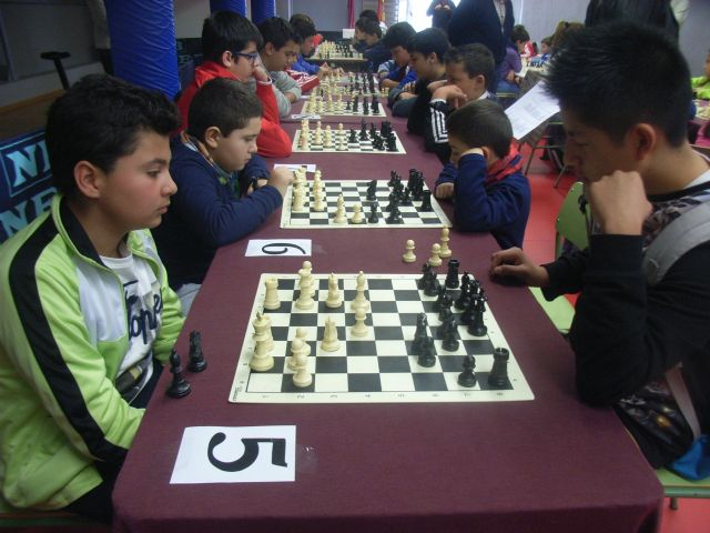 Sixty students participated in Phase Local Chess School Sports, reaching a record in the history of this school competition - 7