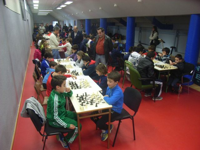 Sixty students participated in Phase Local Chess School Sports, reaching a record in the history of this school competition - 9