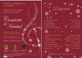 Concierto de Navidad de la Banda y Coro de la Escuela Municipal de M�sica
