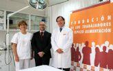La Fundaci�n de Trabajadores y la empresa ELPOZO facilitan gratis pruebas de diagn�stico precoz de c�ncer a los empleados de la compañ�a